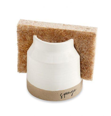 A photo of the Stoneware Sponge Holder product