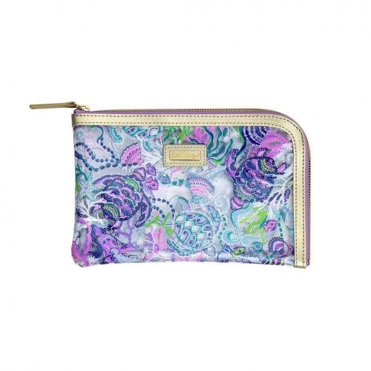 A photo of the Lilly Pulitzer Agenda Bonus Pack In Mermaid for You product
