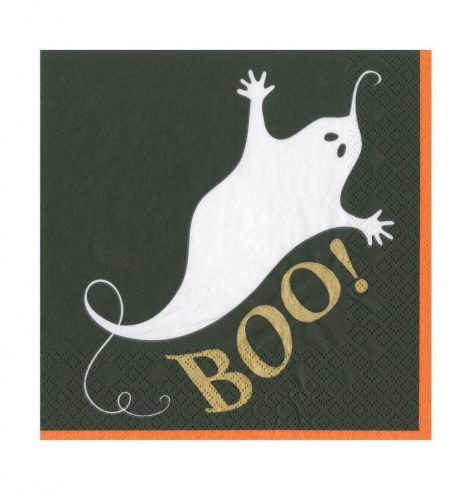 A photo of the BOO Luncheon Napkins product