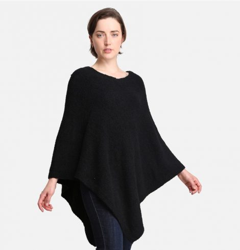 A photo of the Comfy Luxe Poncho product