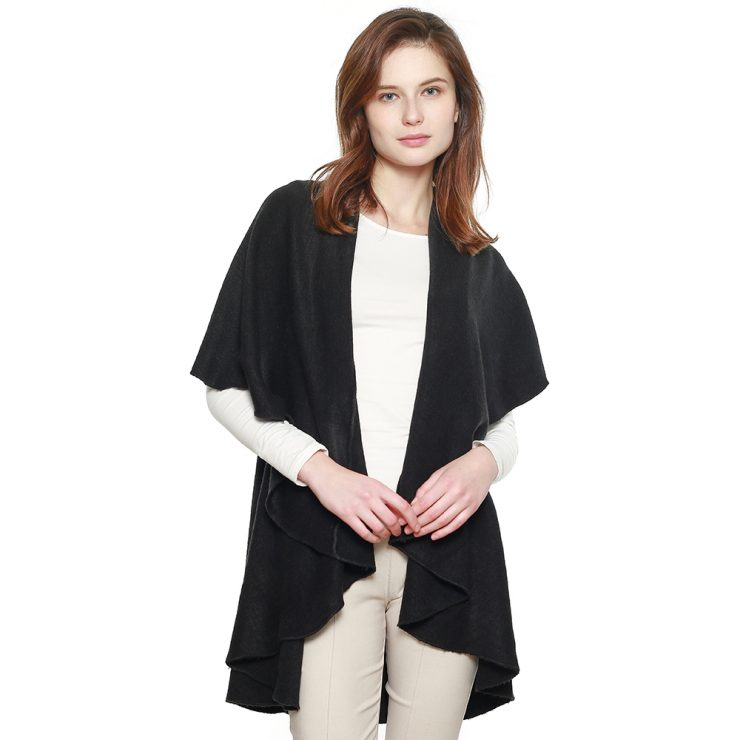 A photo of the Basic Cape Vest product