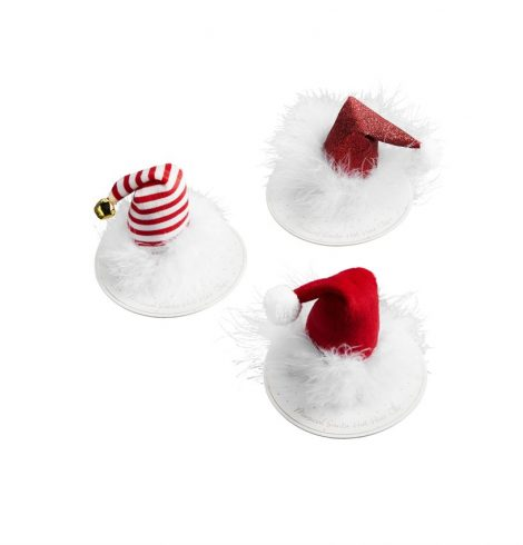 A photo of the Santa Hat Musical Clips product