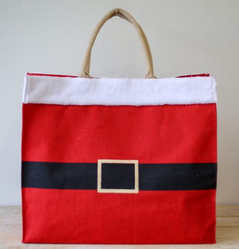 A photo of the Santa Belt Carryall Tote product