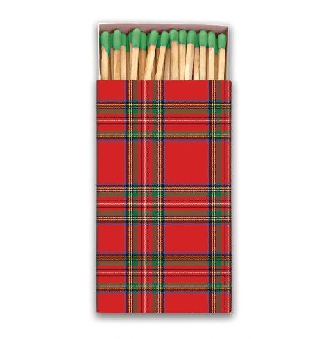 A photo of the Tartan Matchbox product