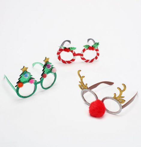 A photo of the Christmas Party Glasses product