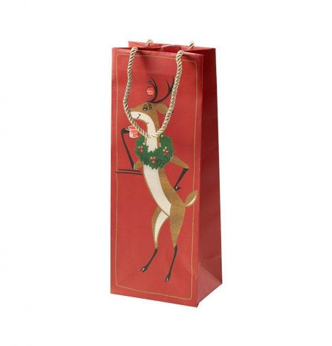 A photo of the Oh Deer! Wine & Bottle Gift Bag product